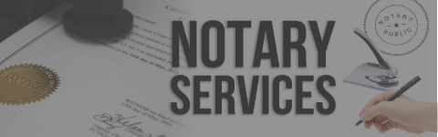 Is here to help notarize your documents.