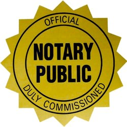 Notary, Headley legal support, eviction