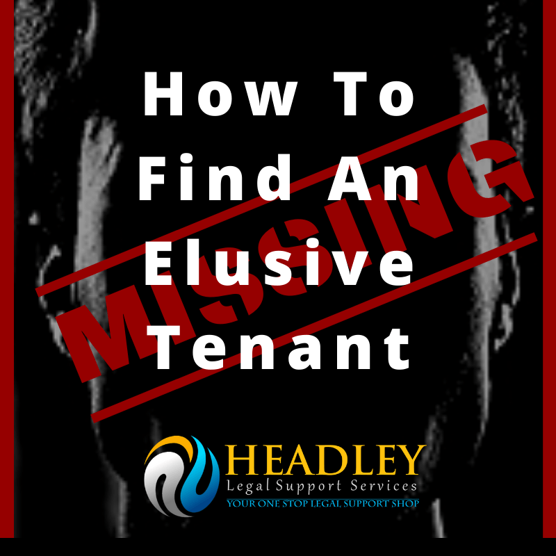 skip tracing, eviction, tenant, legal, missing